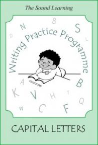 Writing Practice -  Book 6 - Capital Letters
